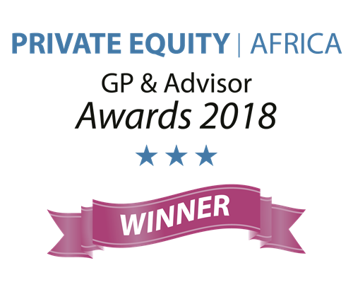 Private Equity Africa GP & Advisor Awards 2018